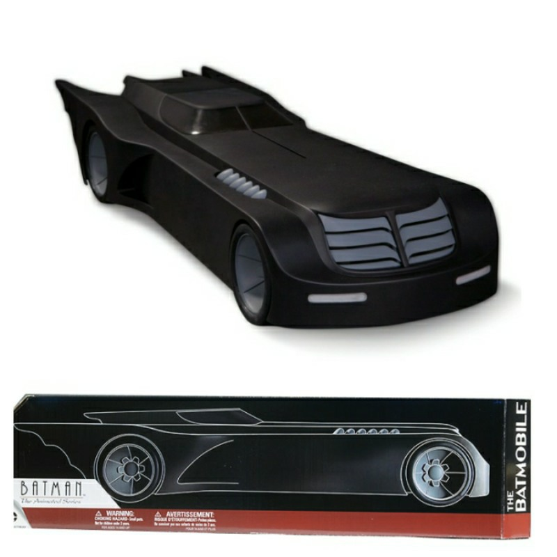 DC Collectables - Batman Animated Series Batmobile Car