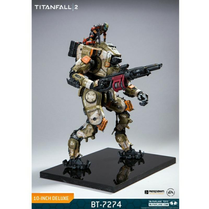 """`Titanfall 2 10"""" Deluxe Action Figure - BT-7274 ..."""