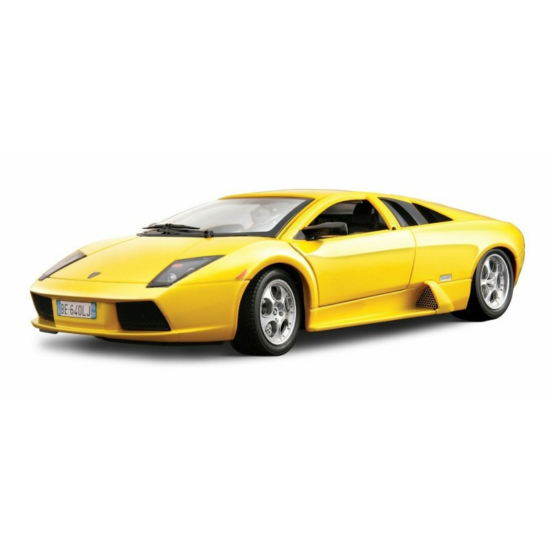 Lamborghini Murcielago Scale 1 18 Yellow Gadgetsville Ltd