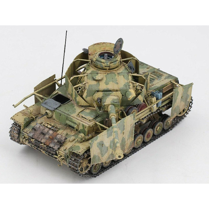 BORDER MODEL PZ.KPFW.IV AUSF.G MID//LATE 2 IN 1 1:35 BT001